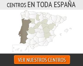 Centros en toda España