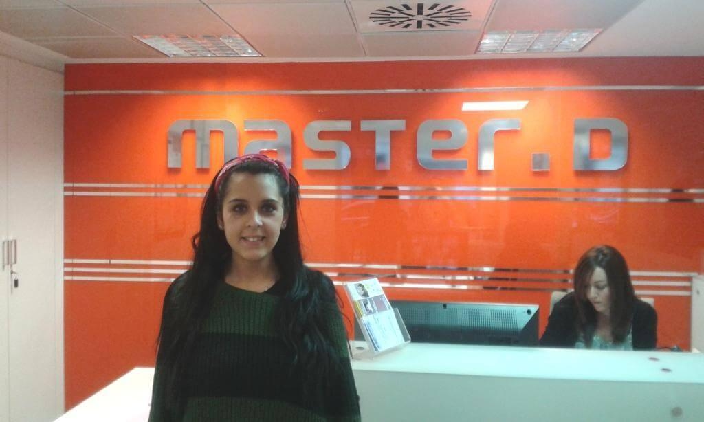 MasterD Madrid Opiniones: Recepción Alojamientos<
