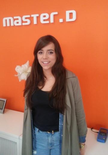 Opiniones MasterD: Yésica, alumna de MasterD Málaga<