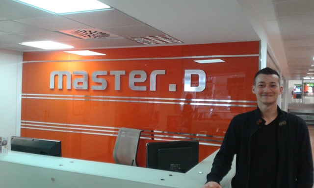 Opiniones MasterD: Gerardo, alumno de MasterD Madrid<