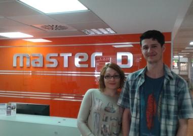 Opiniones MasterD: Danut, alumno de MasterD Madrid<