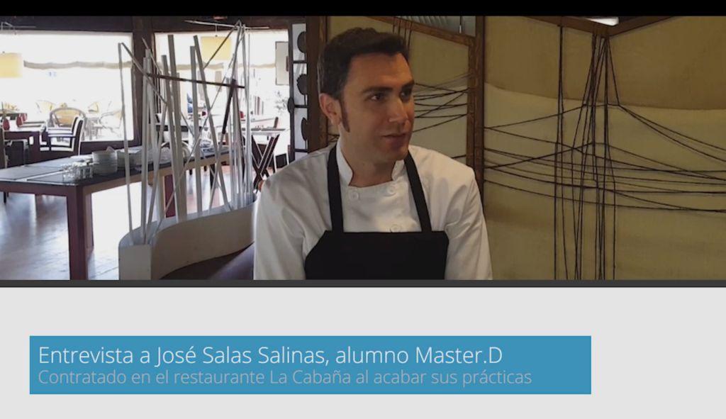 Opiniones MasterD: Alumno de Cocina y Restauración en Murcia<