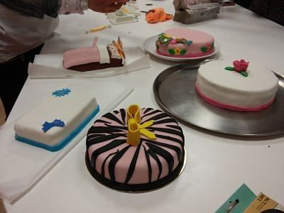 Opiniones MasterD: Katterine alumna de pastelería en Valencia<