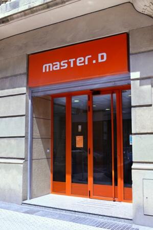 MasterD Donostia, Escuela de Hostelería