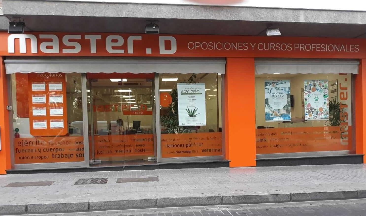 Escuela Hostelería Córdoba MasterD