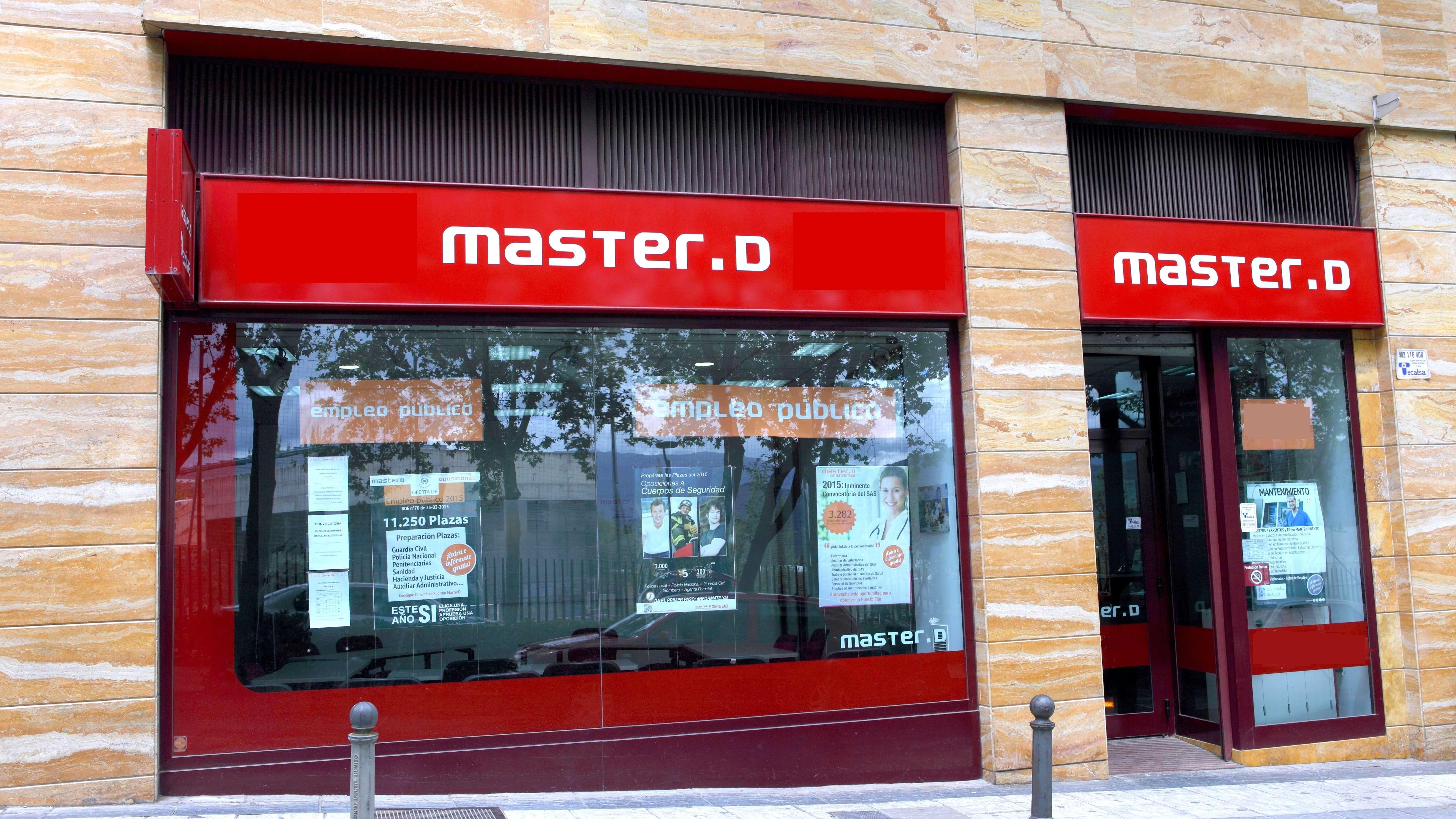 MasterD Jaen