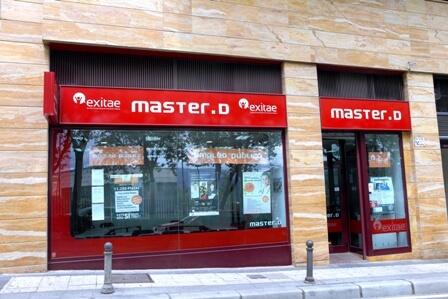 MasterD Jaén, Escuela de Hostelería
