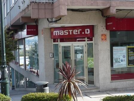 MasterD Formación Hostelería Vigo