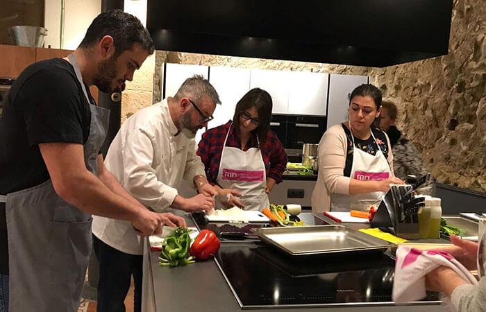 Escuela Cocina Madrid