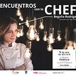 Charla con la chef Begoña Rodrigo