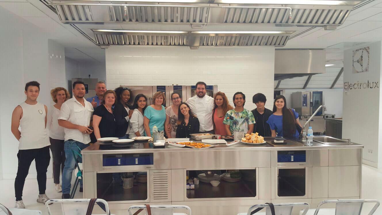 Escuela de hosteler a y turismo masterd - Escuela de cocina azafran ...